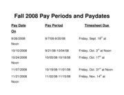 Fall+2008+Pay+Periods+and+Paydates