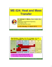 35- L35 - 11 March2013 -ME 324 - Heat and Mass Transfer - SCMishra- IIT Guwahati_decrypted