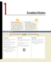 Chapter 1 Accounting in Business