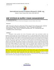 ERP SYSTEMS IN SUPPLY CHAIN MANAGEMENT - Prilly Putri Adinda - 1406606272.docx