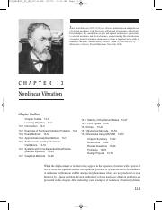 chapter13-nonlinear_vibration