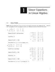 Math 20F Solutions Manual