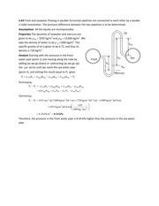 MECH 233 Spring 2014 Tutorial 8 Solutions
