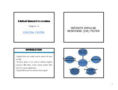 Chapter 6 Digital Filter (IIR).pdf
