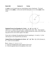 Math 1021 Section 2.2