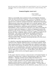 Trudgill_Standard English_what it isn_t.pdf