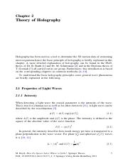 Theory of Holography.pdf