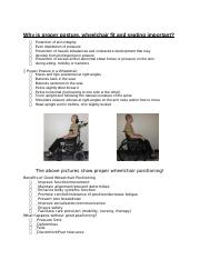 wheelchair positioning.docx