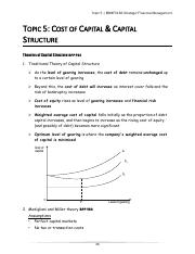 Cost of capital and Capital Structure.pdf