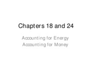 Lect 18 energy accounting