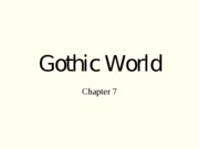 Gothic - Chapter 7