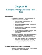 hlth130 chapter 29 notes