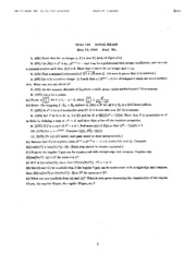 Math 113 - Fall 1996 - Wu - Final