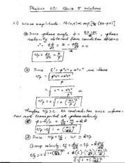 Physics20Quiz5solutions