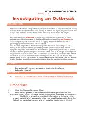 Activity 1.1.2 Investigating an Outbreak.docx