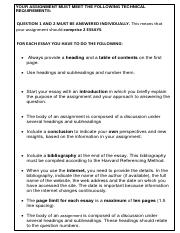 essay format unisa Position_paperdocx 6/2/2014 how to write a position paper the purpose of a position paper is to generate support on an issue.