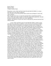 Concession essay upenn
