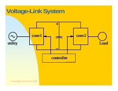 Module 6-4 High-Voltage DC (HVDC) Transmission Systems Part 4