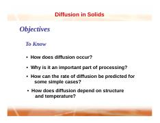 My chapter 5 Diffusion