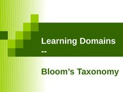 443_learning_Bloom_taxonomy