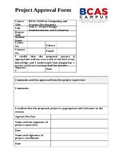 2- Project Supervisor Approval Form.docx