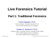 traditional-forensics