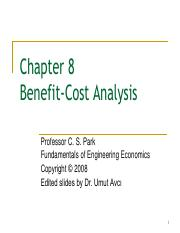 Lecture 9 - Benefit-Cost Analysis.pdf