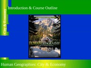 GEOG 1HB3 - 2013W - Lecture 01 - Course Outline & Introduction - student-A2L