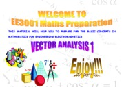 Vector Analysis 1_dl