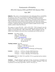 Syllabus4321-5325Fall07