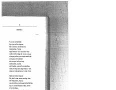 ithaca poem analysis constantine I love this poem ithaca by constantine this is such a powerful poem beautiful words he commented on the amt of analysis people had done regarding this poem.
