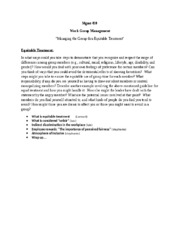 Mgmt 459 Group Paper