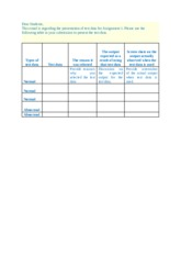 table for assess 1.docx