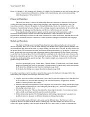 Sample Article Critique .doc