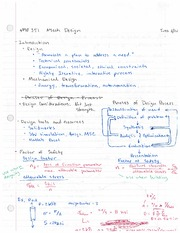 Notes and lecture 1, 2, and 3