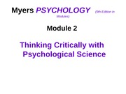 myers2 (Thinking Critically with Psychological Science)
