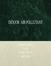 Indoor Air Pollutants.ppt
