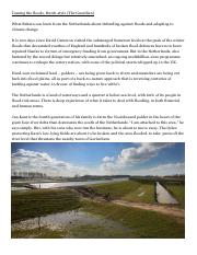 Taming the floods, Dutch-style.pdf