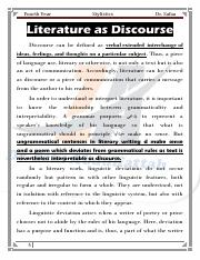 Literature as Discourse 2.pdf