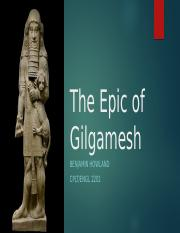 01.Epic of Gilgamesh