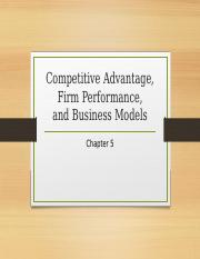 6.BB Competitive Advantage- firm performancer & business models.pptx