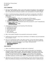Study Guide Test 2 2017 Fall.docx