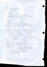 Multivariable Calculus 11.7 Homework Solutions