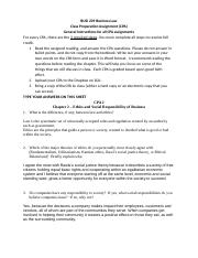 CPA 2 - Ethics and Social Responsibility of Business-2.docx