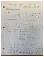 curve fitting example (notes)