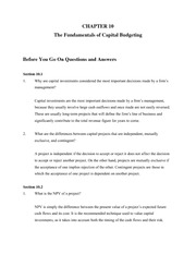 143891606-Capital-Budgeting-Solutions-Manual-Ch10
