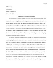 Beowulf research paper