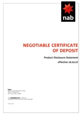 Negotiable certificate of deposit_NAB_pds