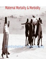 S6-Maternal Mortality