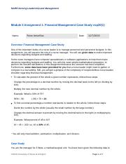 N4455 Module 3 Assignment Financial Management vsp 20(1) (1).docx